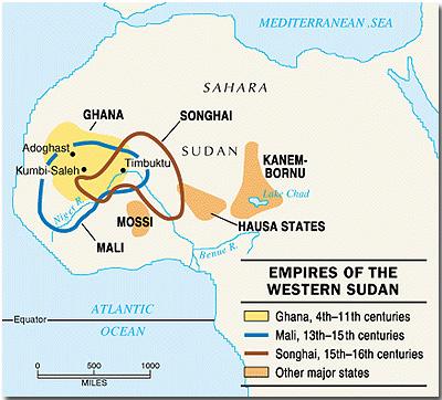 Mali Slave Trades